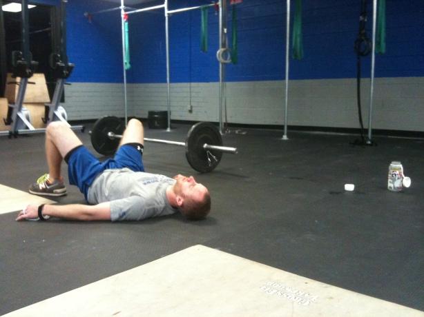 Clayton Fran, Smashby Training, CrossFit Lakewood, CrossFit in Denver