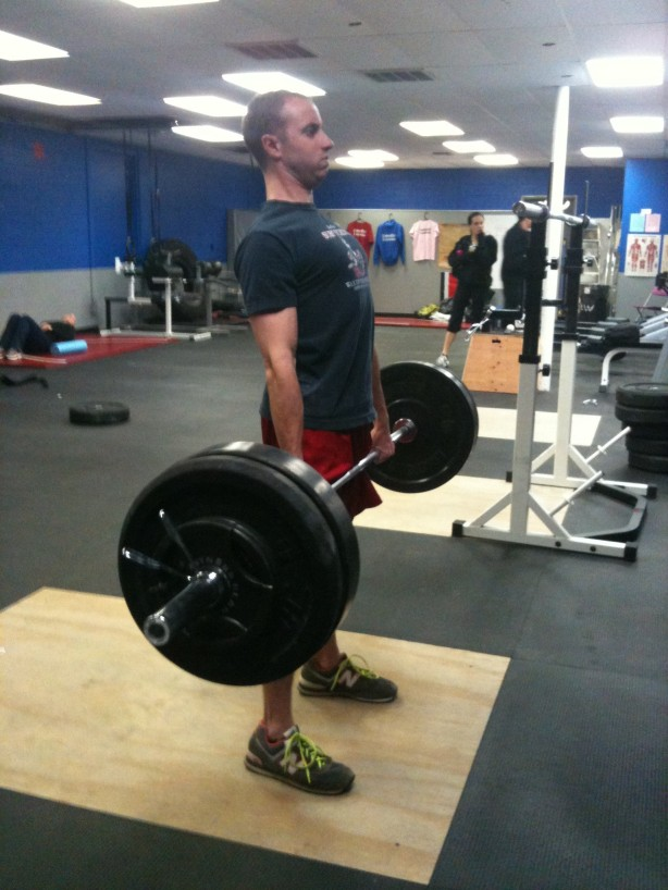 clayton deadlift, smashby training, crossfit lakewood, crossfit in denver