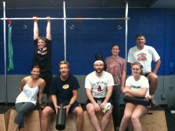 Smashby Training, CrossFit Lakewood, CrossFit in Denver, Group Picture, CrossFit, Sunday Funday