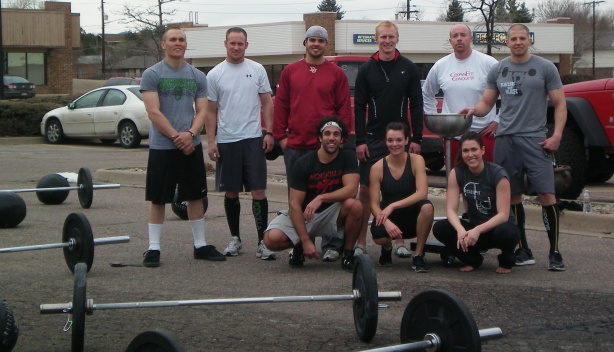 DACTOFGroup, CrossFit, CrossFit Lakewood, CrossFit in Denver, Smashby Training, CrossFit Trainers