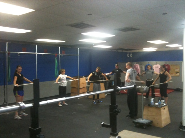 CrossFit, Smashby Training, CrossFit Lakewood, CrossFit in Denver, Group Stretching