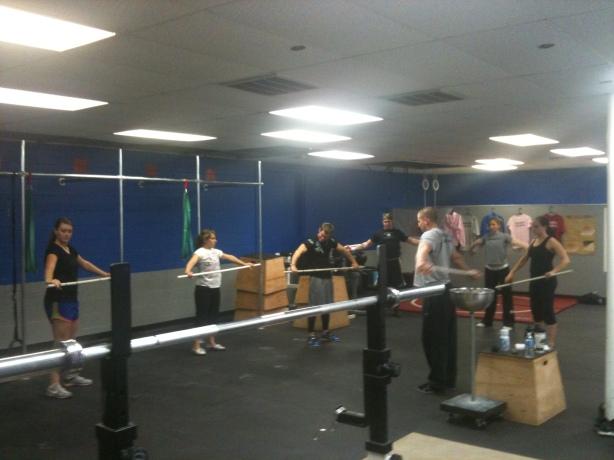 CrossFit, Smashby Training, CrossFit Lakewood, CrossFit in Denver, Group Stretching