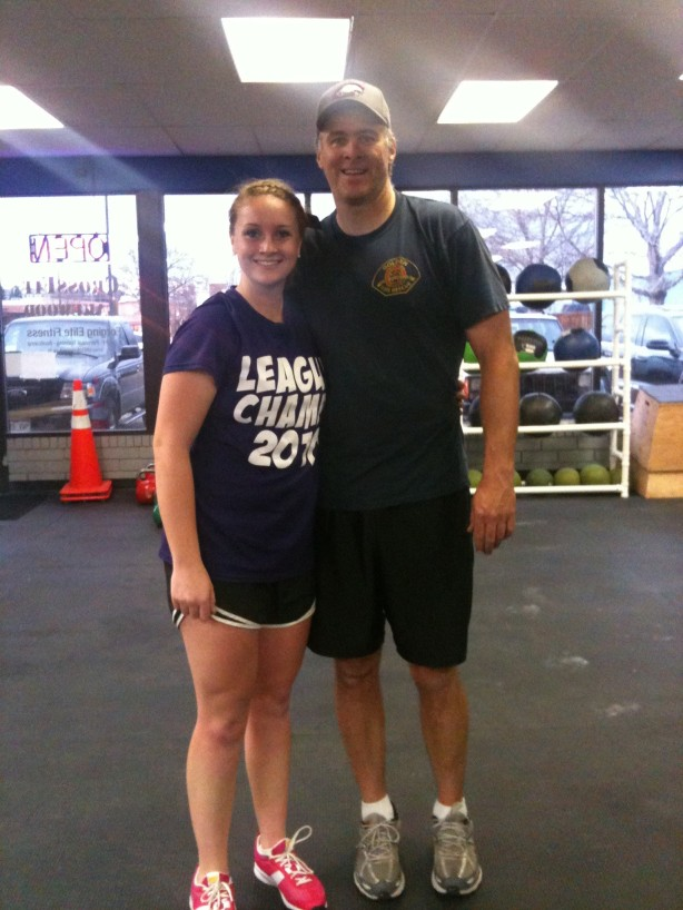 CrossFit, Smashby Training, CrossFit Lakewood, CrossFit in Denver, Casey and Wes, Success Story