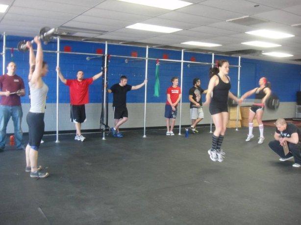 CFLW Ladies, CFLW Week 1, CrossFit Games Open, CrossFit, Smashby Training, CrossFit Lakewood, CrossFit in Denver, CrossFit Lakewood Competition Team