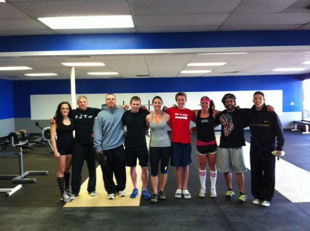 CrossFit, CrossFit Lakewood, Smashby Training, Cross Fit, CrossFit in Denver, CrossFit Games, 2011 CrossFit Games, WOD, Workout, Work Out, Snatch, Power Snatch, Double-Under, Double Under, AMRAP, Team, Competition Team