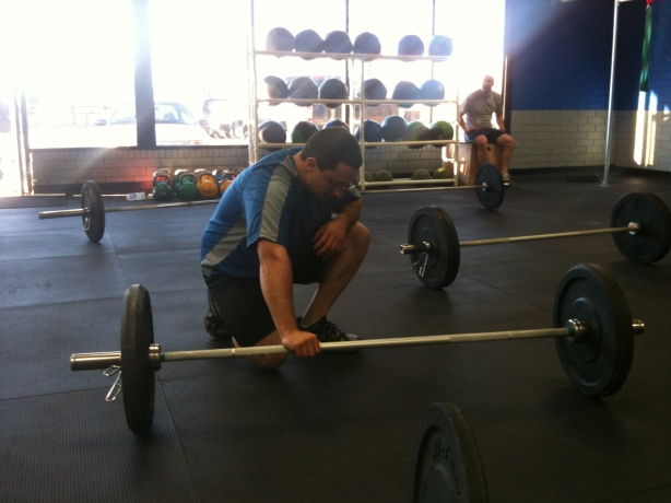 CrossFit, CrossFit Lakewood, Smashby Training, AlonDestruction