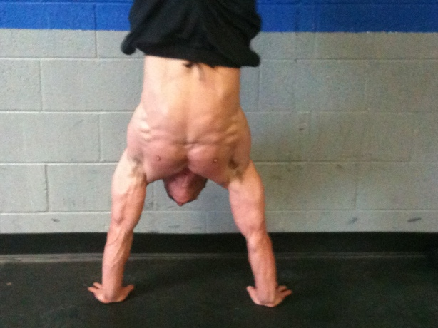 CrossFit, CrossFit Lakewood, Smashby Training, Handstand Push-Up, Greg Walker, GW HSPU