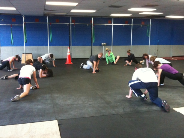 CrossFit, Smashby Training, CrossFit Lakewood, CrossFit in Denver, Free CrossFit, Orion, stretching, mobility, Orion Class Stretching