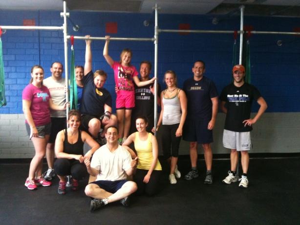 CrossFit, Smashby Training, Sunday Funday, CrossFit Lakewood