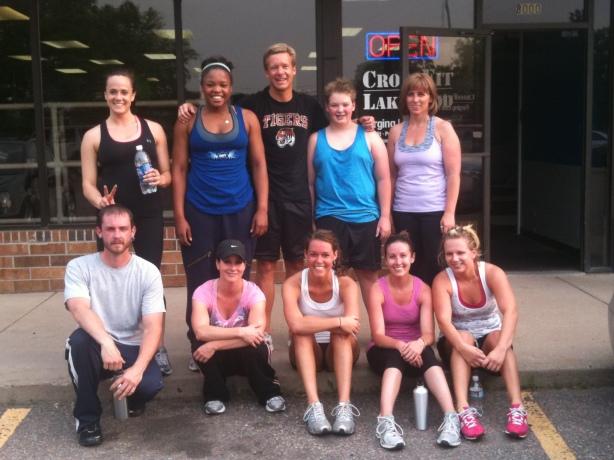 CrossFit, Smashby Training, CrossFit Lakewood, Sunday Funday