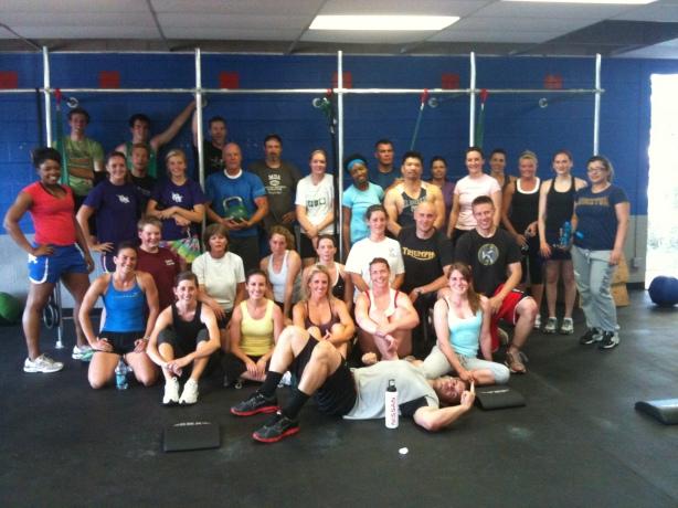 CrossFit, Smashby Training, CrossFit Lakewood, Free CrossFit, Group Shot