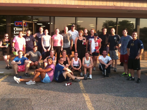 CrossFit, Smashby Training, CrossFit Lakewood, CrossFit in Denver, Free CrossFit, Group Picture