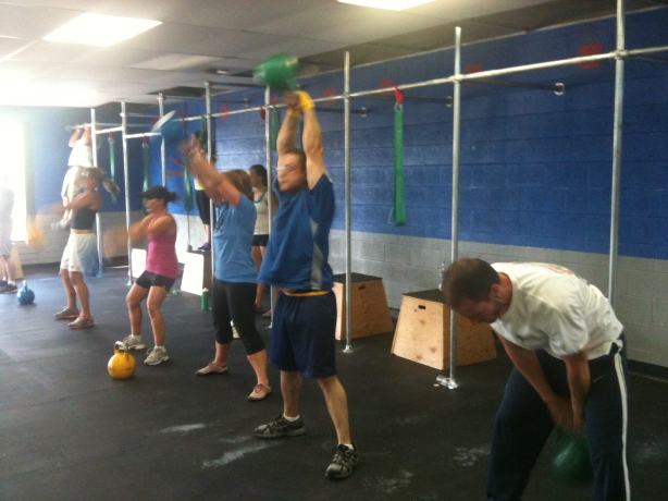 CrossFit, CrossFit Lakewood, Smashby Training, Helen, KB Swings
