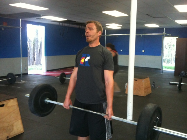 CrossFit, Smashby Training, Ben, Deadlift