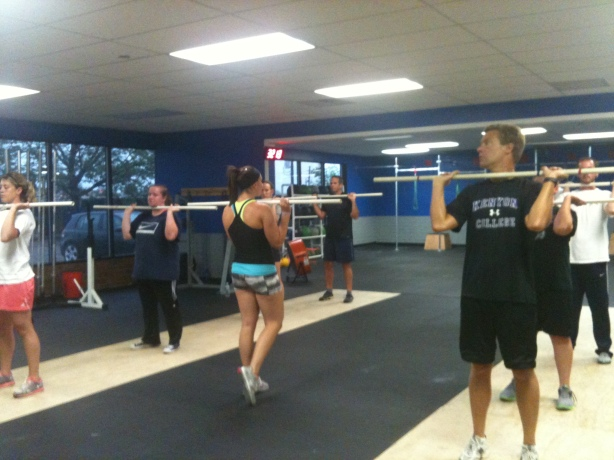 CrossFit, Smashby Training, Megan, Coaching