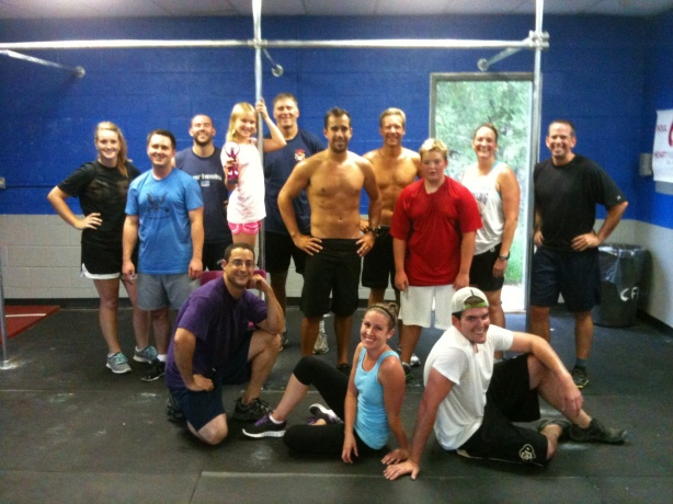 CrossFit, Smashby Training, Sunday Funday, Group Shot
