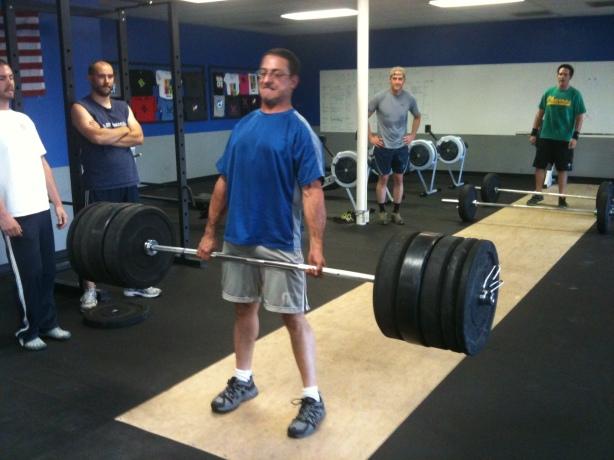 CrossFit, Smashby Training, CrossFit Lakewood, Raining PR's, Alon Deadlifts 365