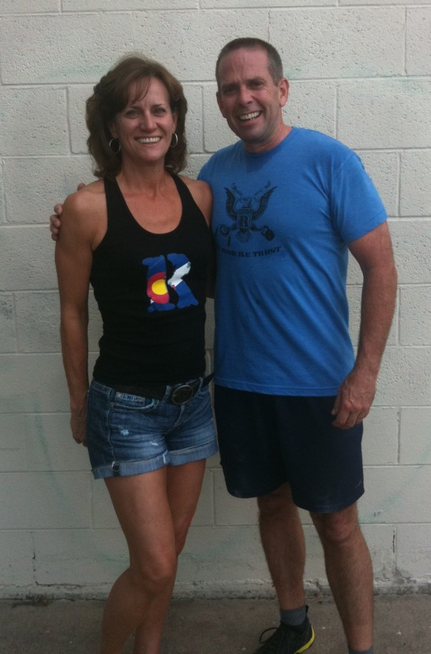 CrossFit, Smashby Training, Success Story, Motivation, Kip and Linda Henthorn, After