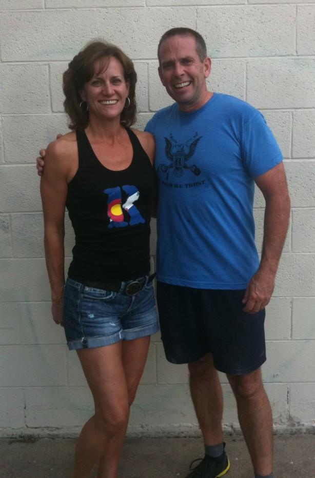 CrossFit, Smashby Training, Success Story, Motivation, Kip and Linda Henthorn, After