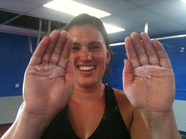 CrossFit, Smashby Training, CrossFIt Lakewood, Jess Hand Tear