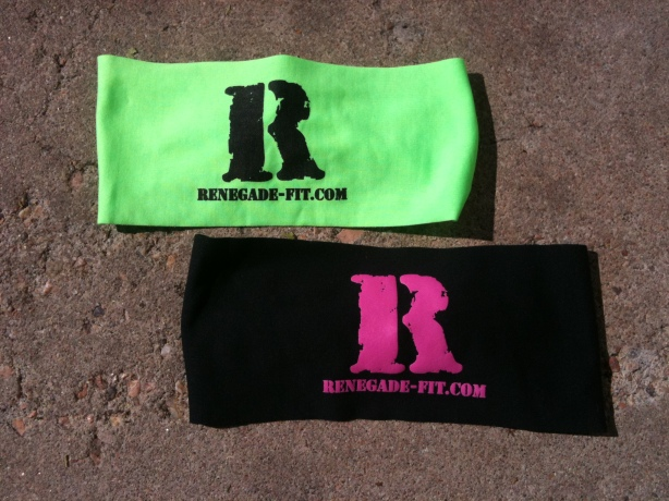 CrossFit, Smashby Training, Renegade Fitness, Renegade Headbands, CrossFit Headbands