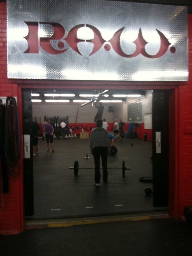 CrossFit, Smashby Training, Smashby Drops In, R.A.W. Training
