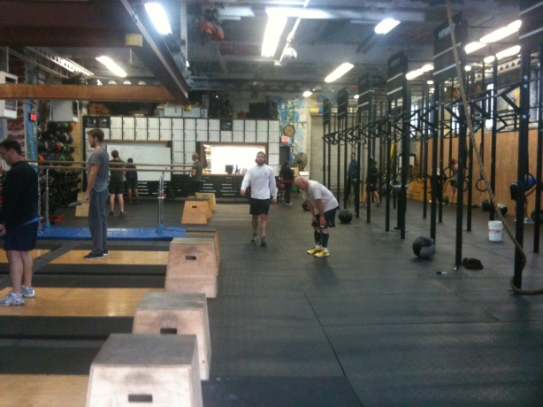 CrossFit, Smashby Training, Smashby Drops In, CrossFit Virtuosity