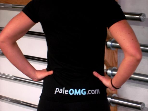 CrossFit, Smashby Training, PaleOMG, PaleOMG Black T Back