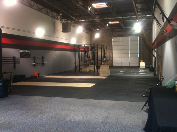 CrossFit, Smashby Training, CrossFit Golden, CF Golden WOD Space
