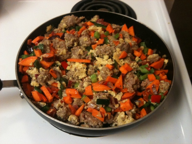 CrossFit, Smashby Training, Cooking with Smashby, Separate Scramble, Breakfast Scramble