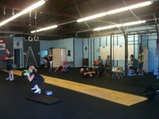 CrossFit, Smashby Training, CrossFit NapTown