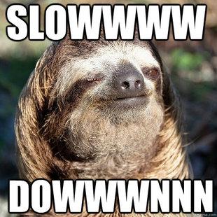 SlowDown2